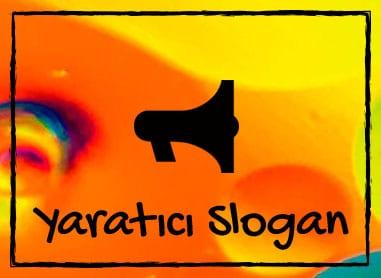 yaratıcı slogan banner