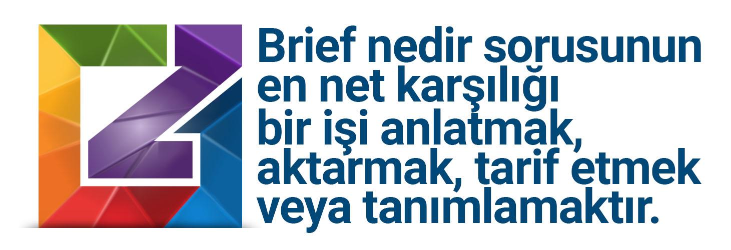 brief nedir, brief vermek ne demektir, doğru brief vermenin önemi nedir