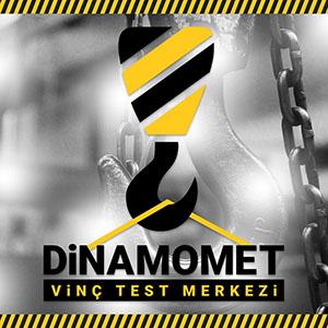 dimamomet vinç test merkezi logo tasarım ve kurumsal kimlik tasarımı
