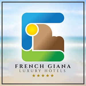 french giana hotels logo tasarım ve kurumsal kimlik tasarımı