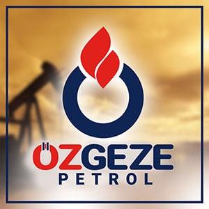 özgeze petrol logo tasarım