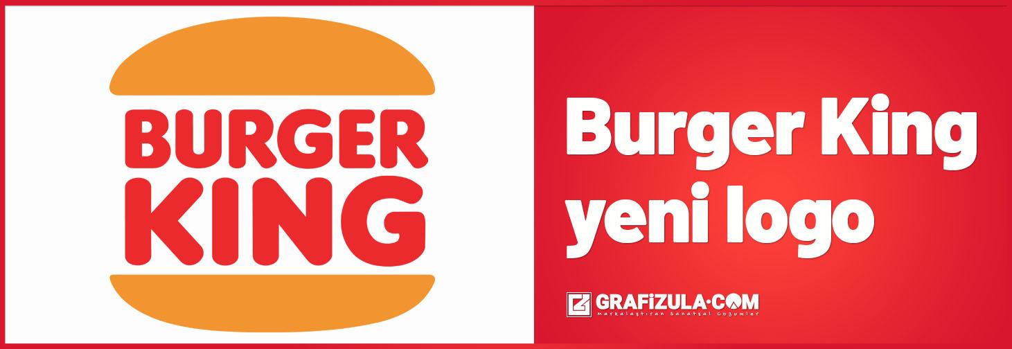Burger King logosu değişti. Logo yenilendi. Eski ve yeni logoları değerlendirdik. Yeni ve eski Burger King logoları